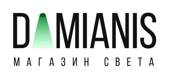 Интернет-магазин люстр и светильников в Москве Damianis