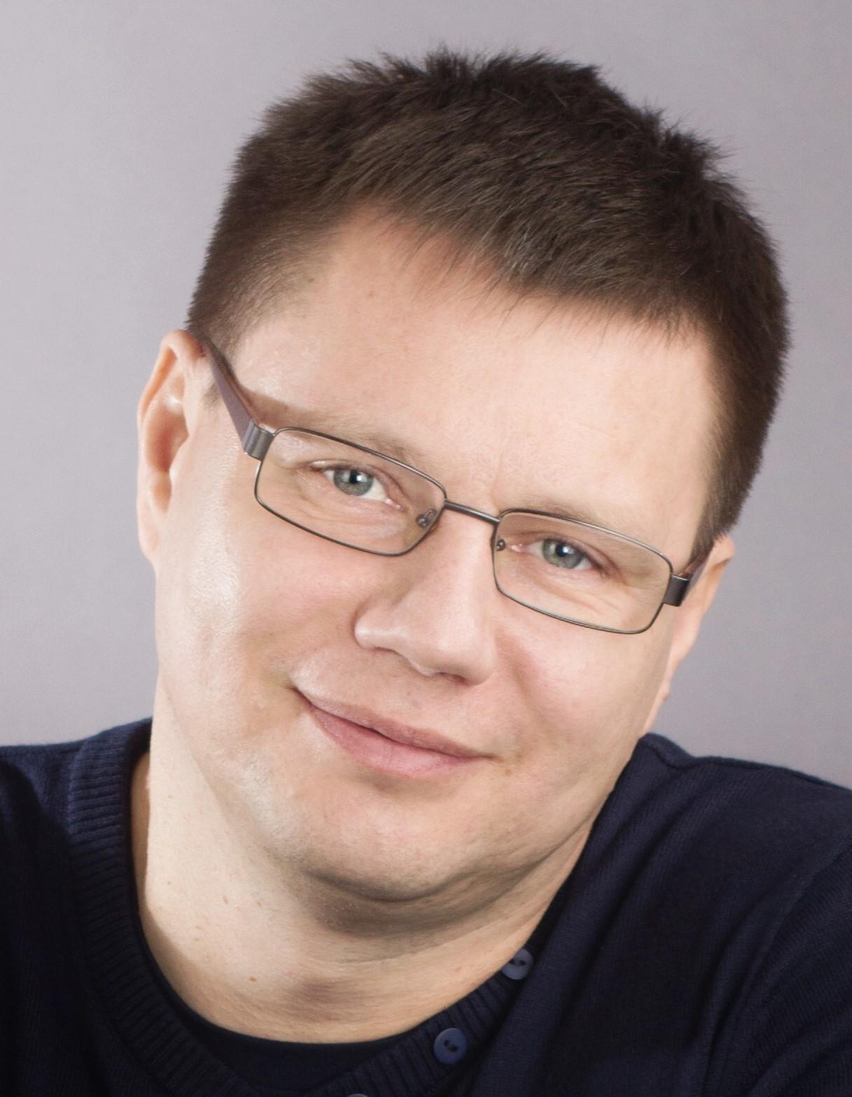 Психолог Андрей Колосовцев