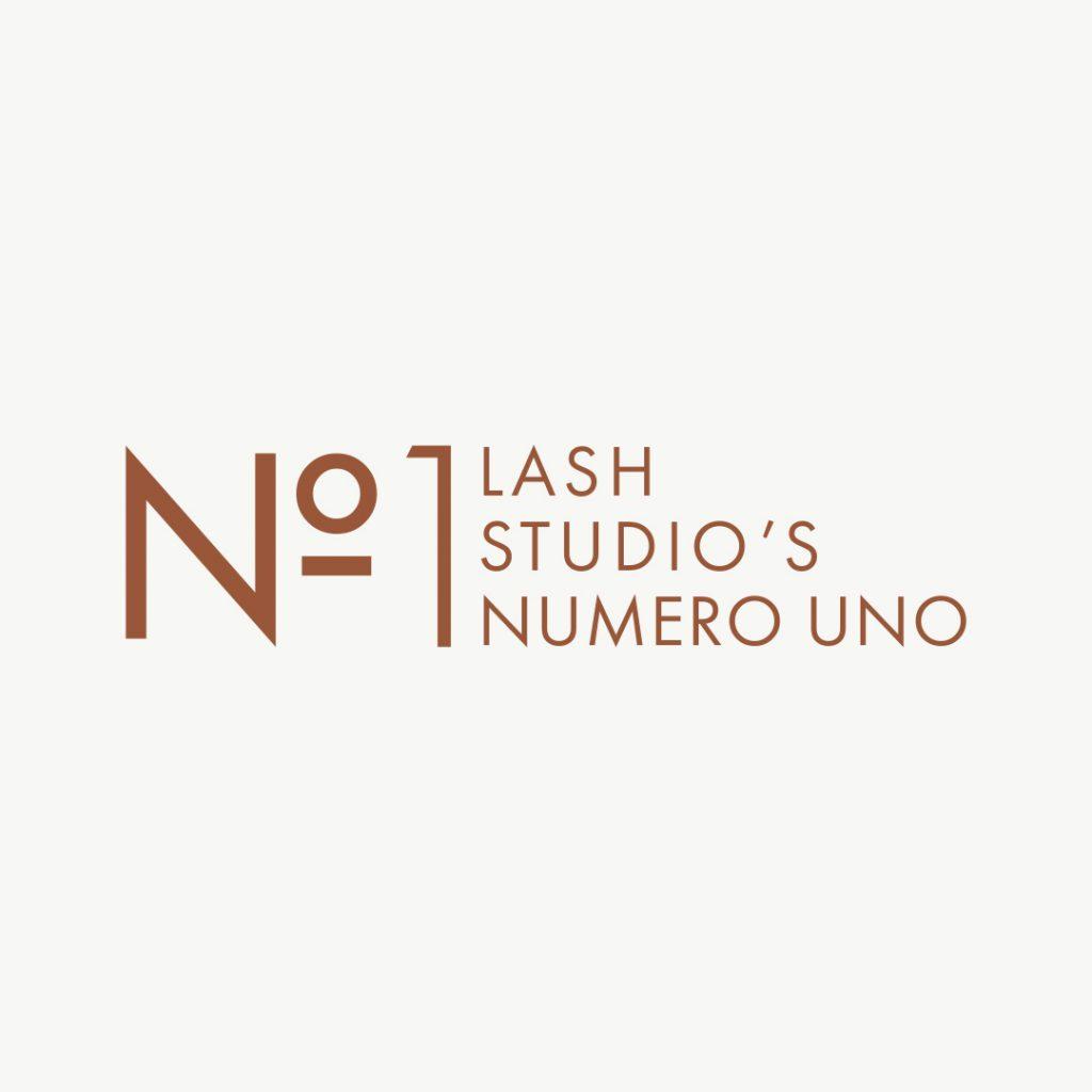 логотип компании Студия наращивания ресниц «Студия №1»